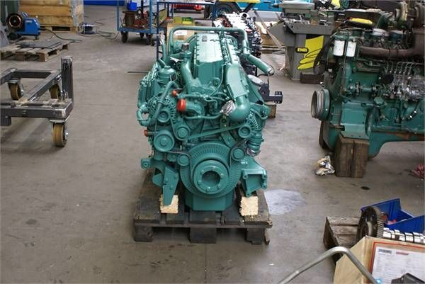 VOLVO D7E engine for VOLVO other construction equipment