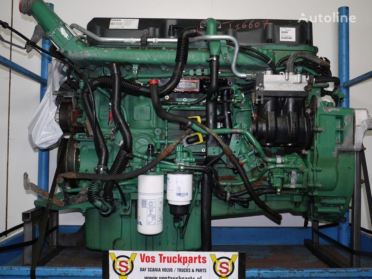 Volvo D9b 340 Ec06b Epg Engines For Truck For Sale Motor