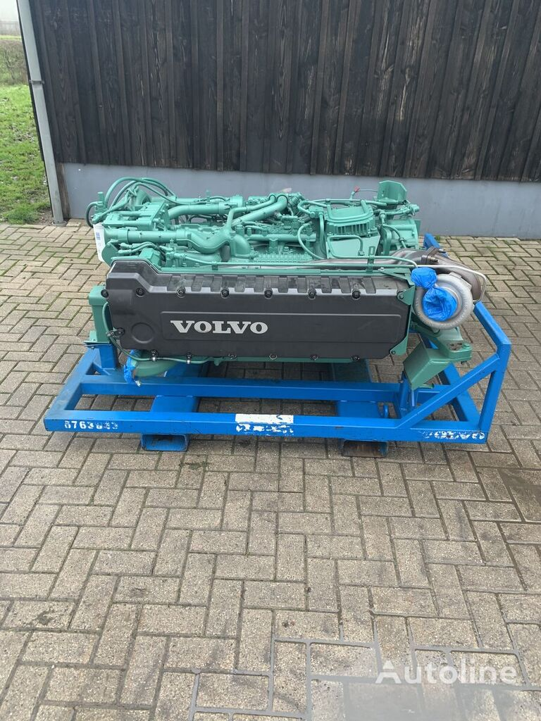 new VOLVO Dh12c engine for VOLVO bus