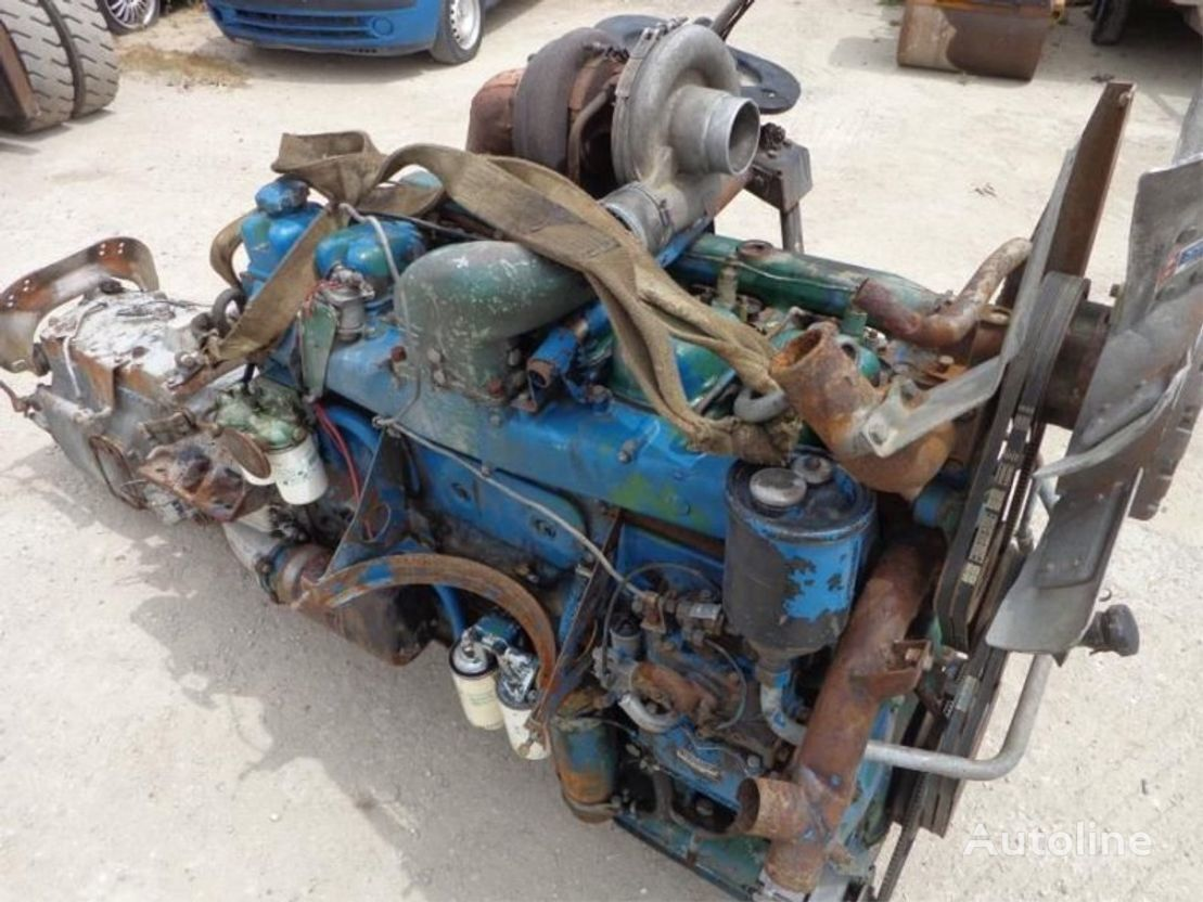 VOLVO ENGINE TD120A +R6 GEARBOX engine for truck
