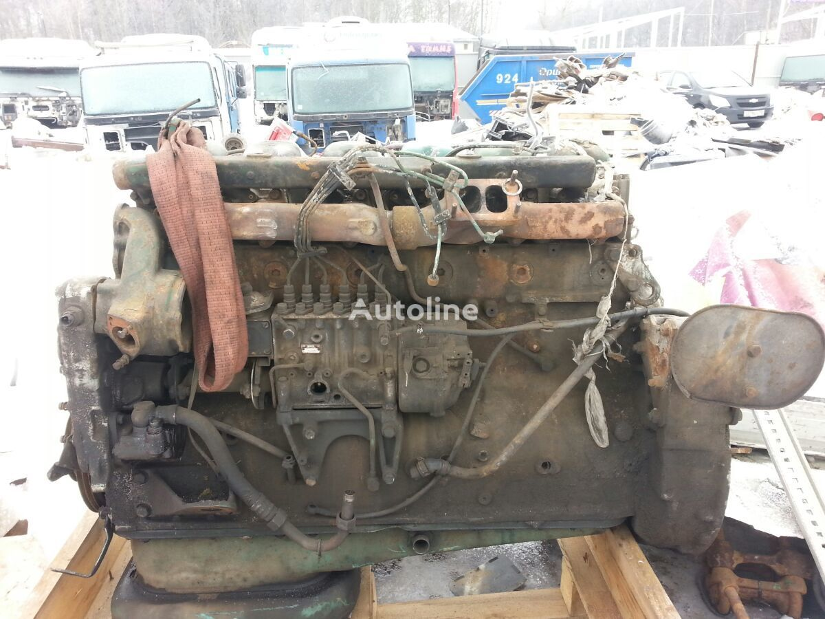 Volvo TD120F engine for VOLVO F12 tractor unit