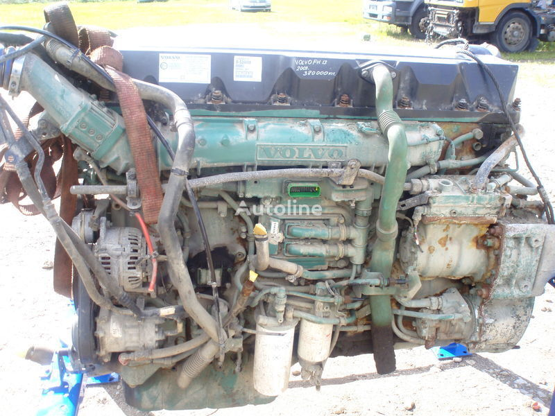 Volvo D13A 440 EC06 engine for VOLVO FH 12 tractor unit