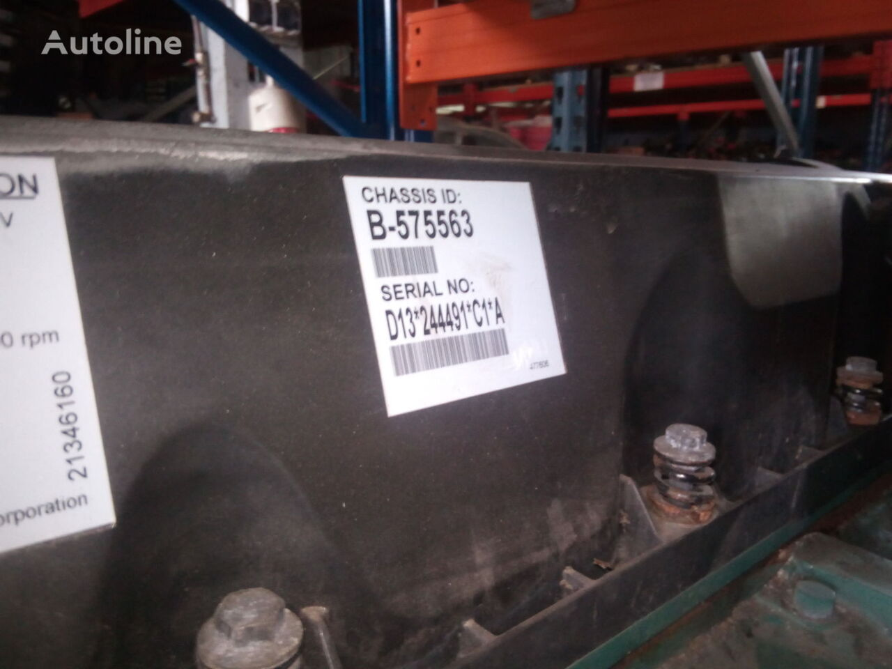 VOLVO FH 13.460 engine for VOLVO FH 13 tractor unit