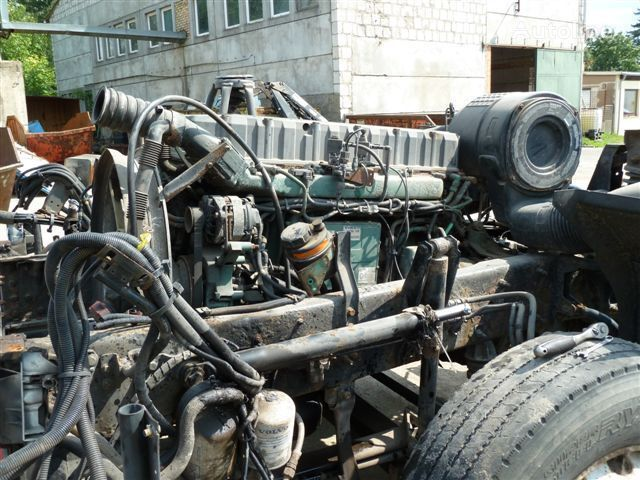 Volvo D12A engine for VOLVO FH12
