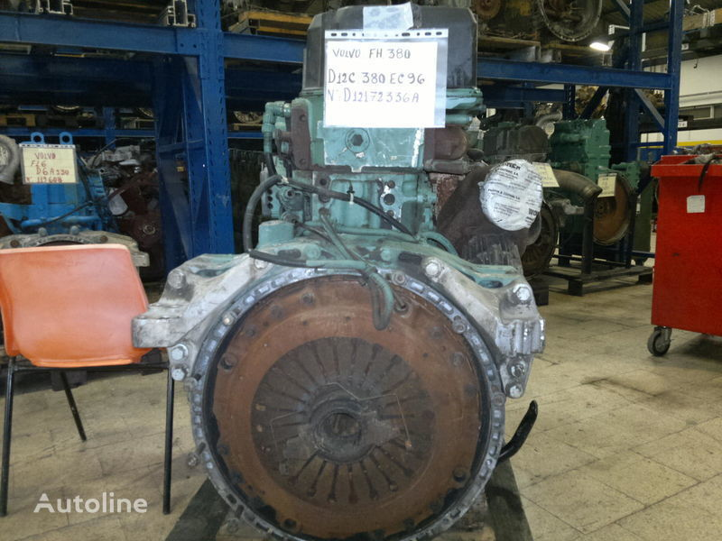 D12C-380HP Volvo D12C engine for VOLVO FH12 / L180 truck