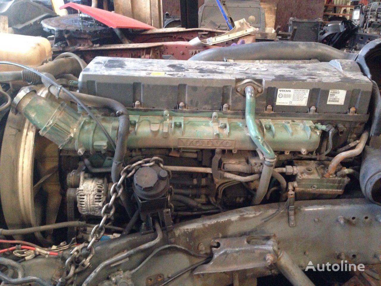 VOLVO FH16 D16E engine, EURO5, EURO4 emission D16E660 EC06, 660PS, 485 engine for VOLVO FH16 tractor unit