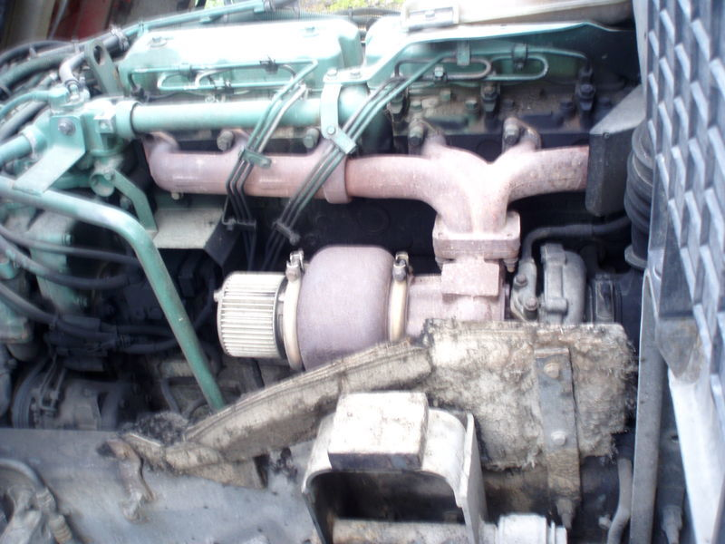 volvo fl 612 (d6b220ec99) engines for volvo fl 612 truck for sale
