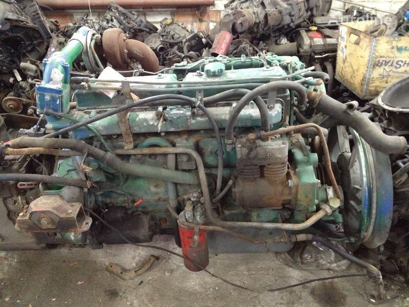 VOLVO FL6 D6A iz Germanii garantiya engine for VOLVO FL6 truck