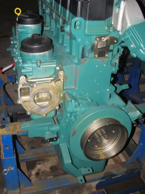 VOLVO FL7, FM, RENAULT MIDLUM DXI engine DXI7, D7E, D7F, 290 HP, 240 H engine for VOLVO D7F tractor unit