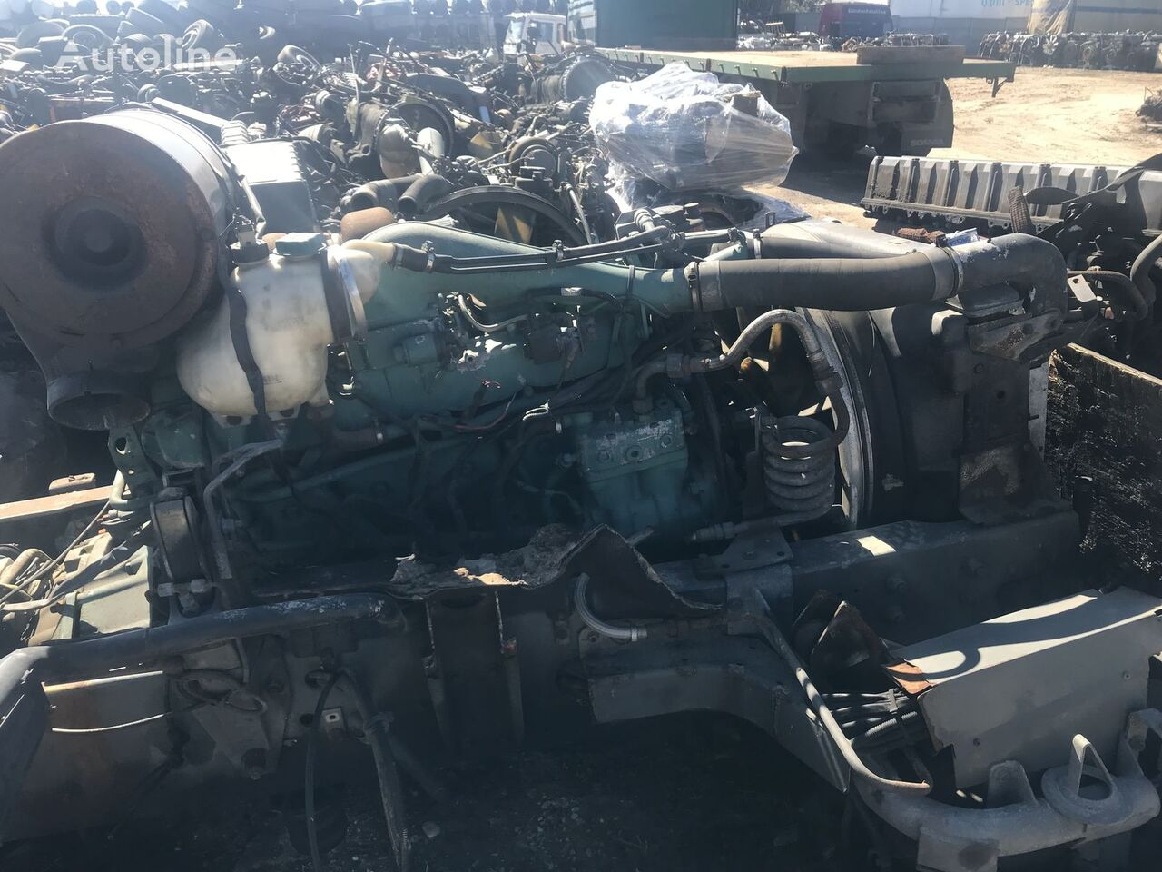 VOLVO FM10,FL10 D10A320 engine for VOLVO tractor unit