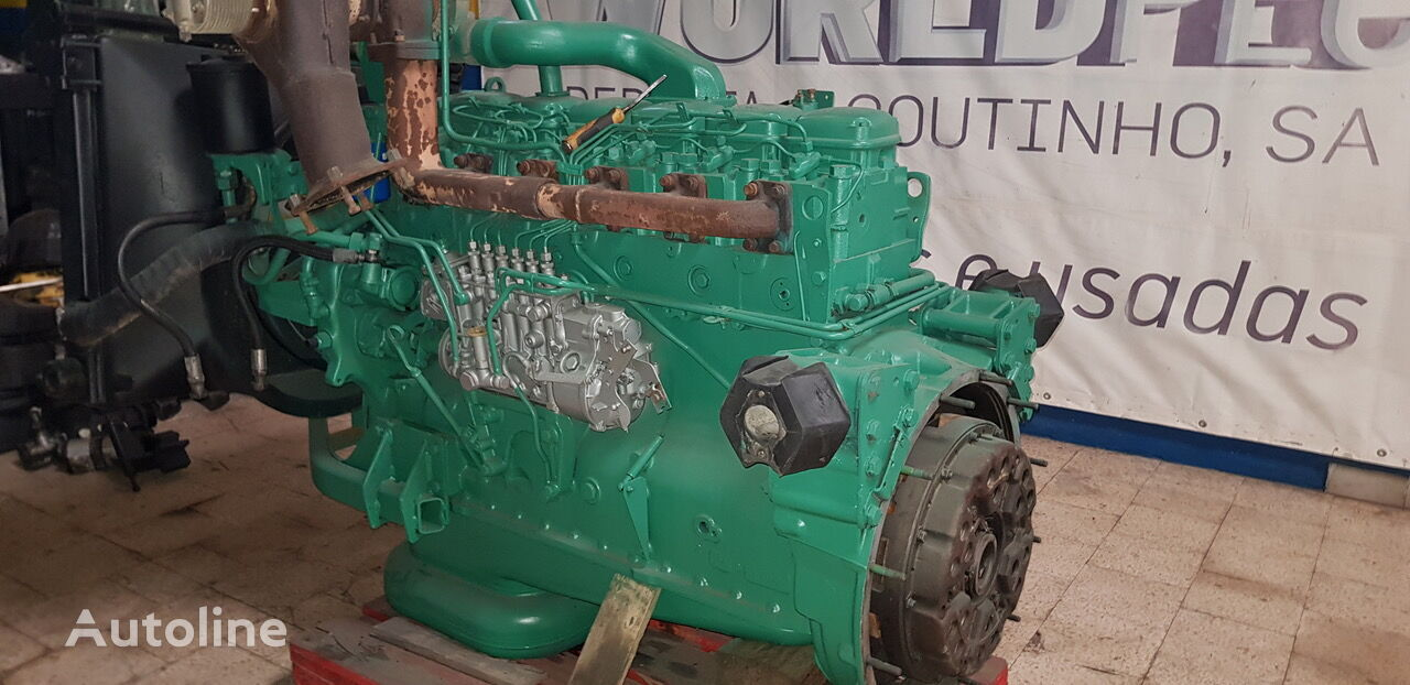 VOLVO N10 - TD 100G engine for truck