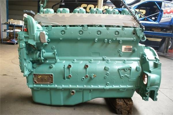 engine for VOLVO TD 122 A K KFE other construction equipment