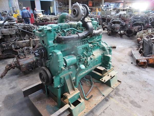 Volvo td100a engines for tractor unit for sale motor from for Volvo motors for sale