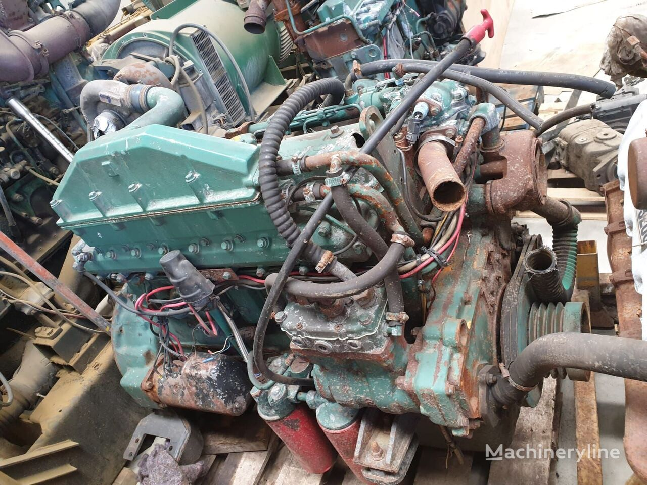 VOLVO TIC71A engine for other construction machinery
