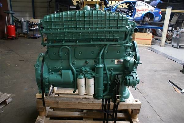 VOLVO TWD 1210 G engine for VOLVO TWD 1210 G excavator