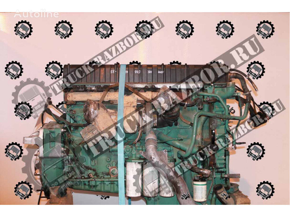VOLVO DVS engine for VOLVO FH12 D12D 380hp  tractor unit