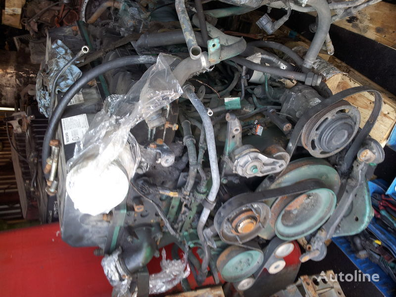 VOLVO engine EURO5, D13A440, D13A480, ECO6B, 20712510 FH13 engine for VOLVO FH13 tractor unit