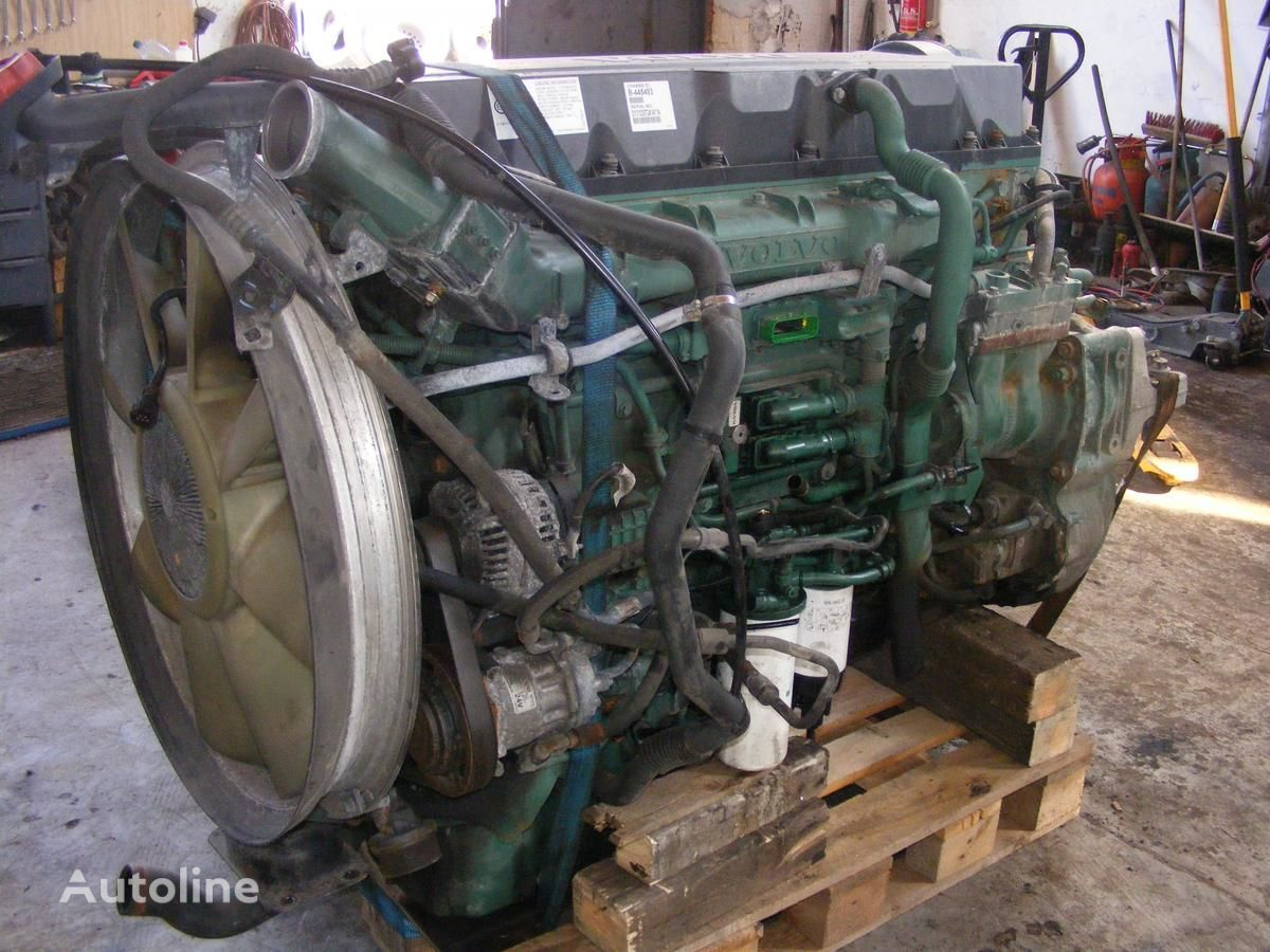 engine for VOLVO motor D13A 400/440/480 EURO 5 truck