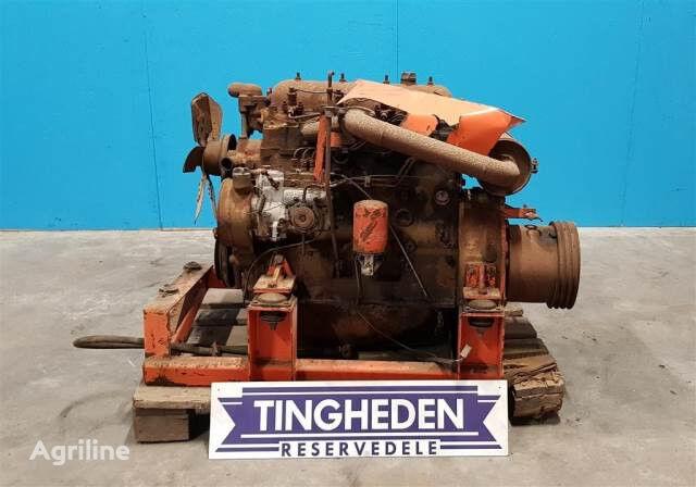 Valmet 411BL Defekt For parts engine for VALMET combine-harvester for parts