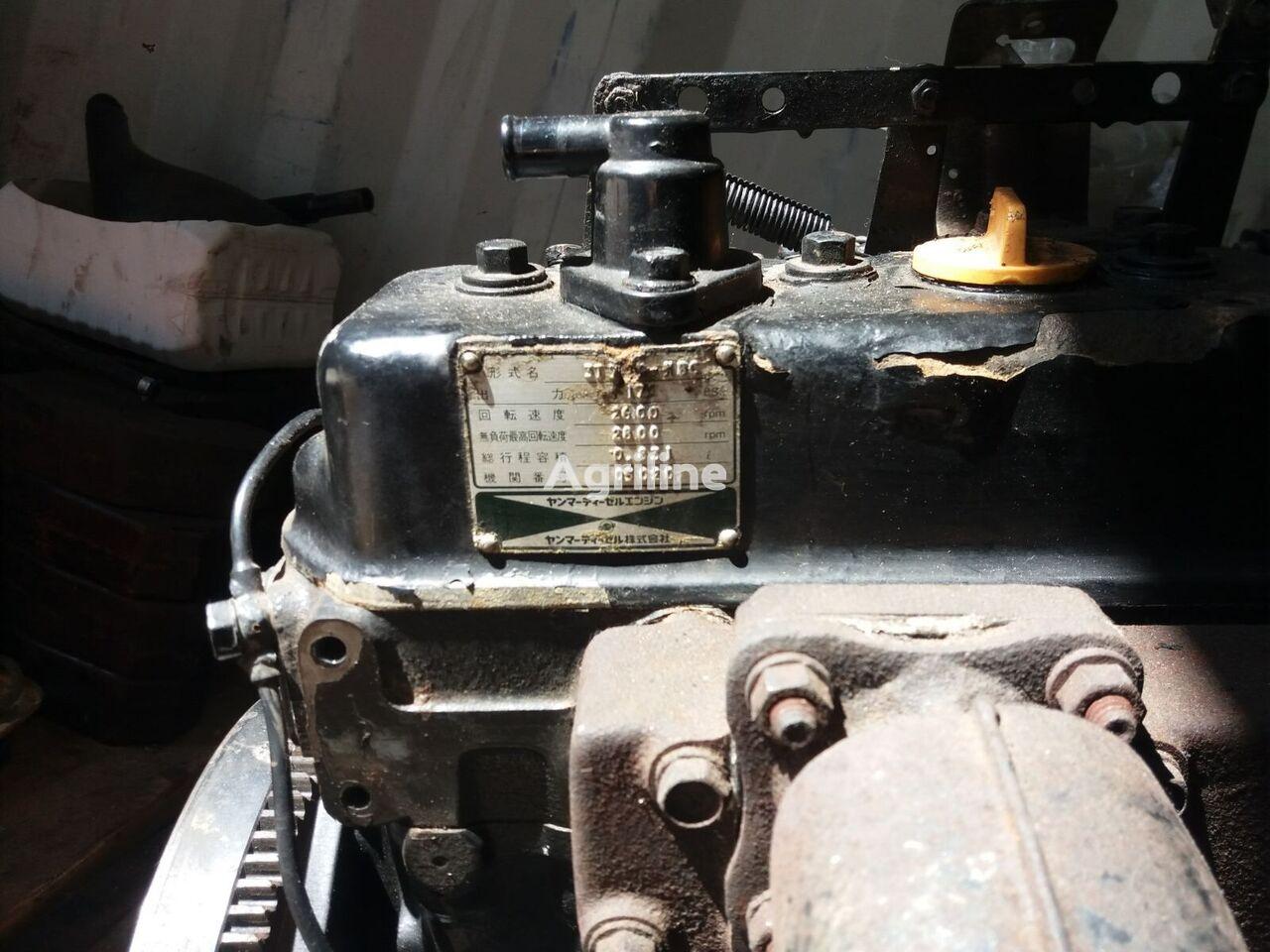 YANMAR 3TN70 engine for mini tractor