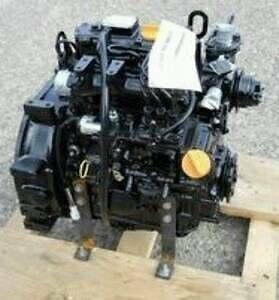YANMAR 3TNE74 engine for YANMAR 3TNE74 mini digger