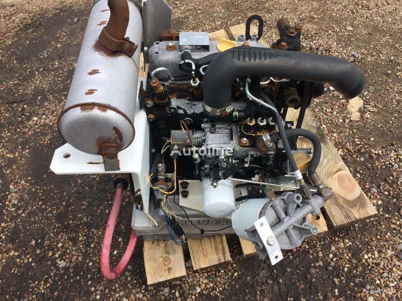 YANMAR 3TNV88 engine for material handling equipment