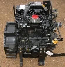 YANMAR 3tne84 engine for mini digger