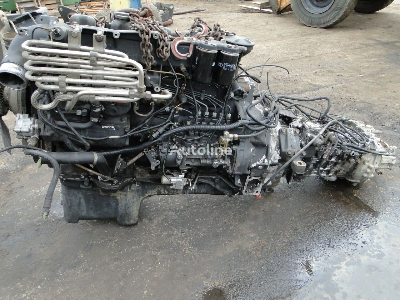 ZF D2865LF05 engine for MAN F90 tractor unit