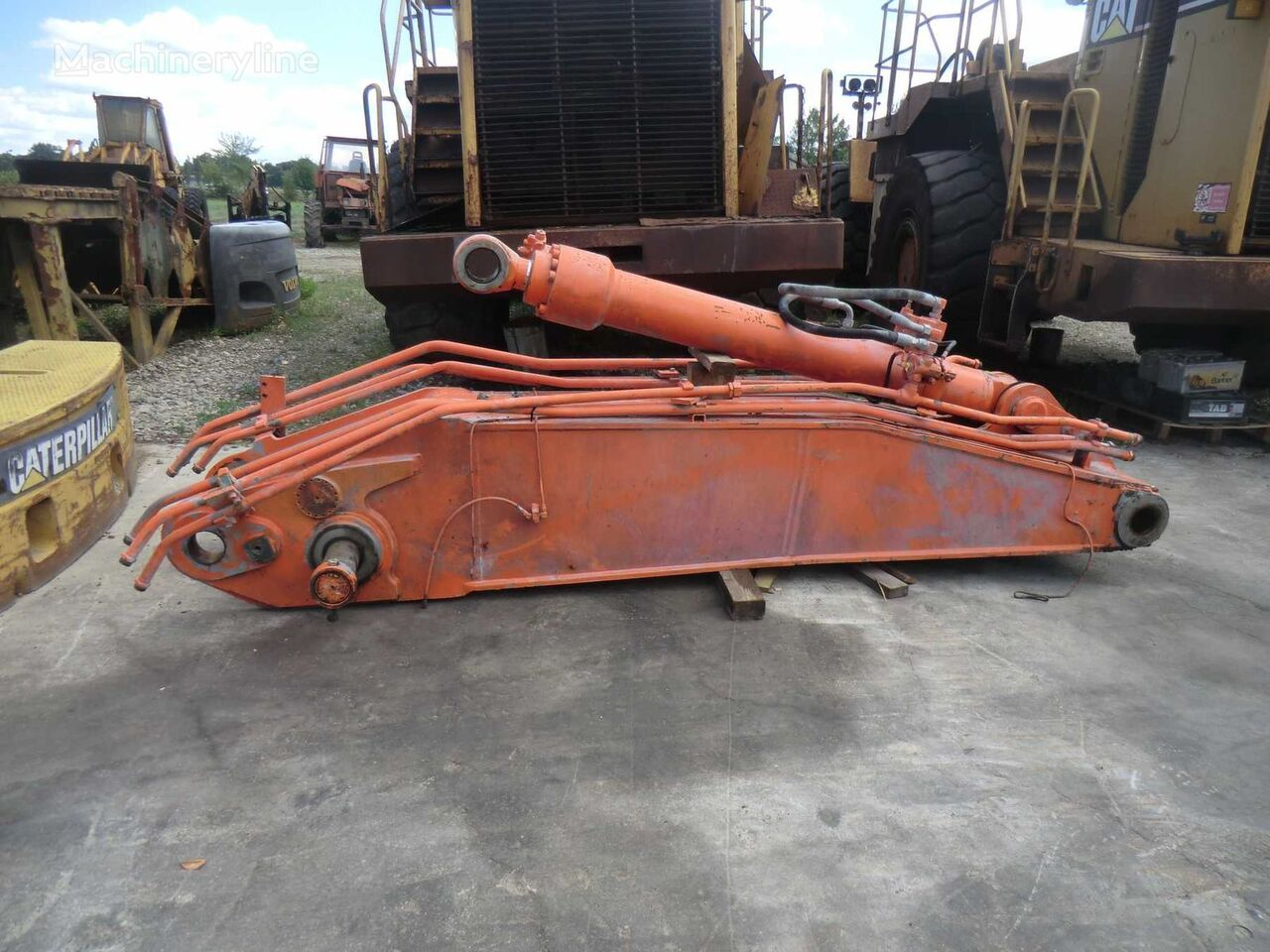 BOOM WITH STICK CYLINDER excavator boom for HITACHI ZX350 LCN-3 HCMBFP0P0005381 excavator