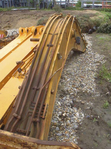 HYUNDAI excavator boom for HYUNDAI R130 LC excavator