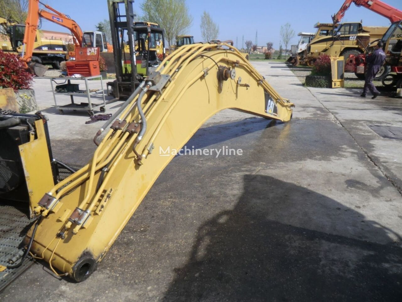 LN 6DZ00411 excavator boom for CATERPILLAR 317B  excavator