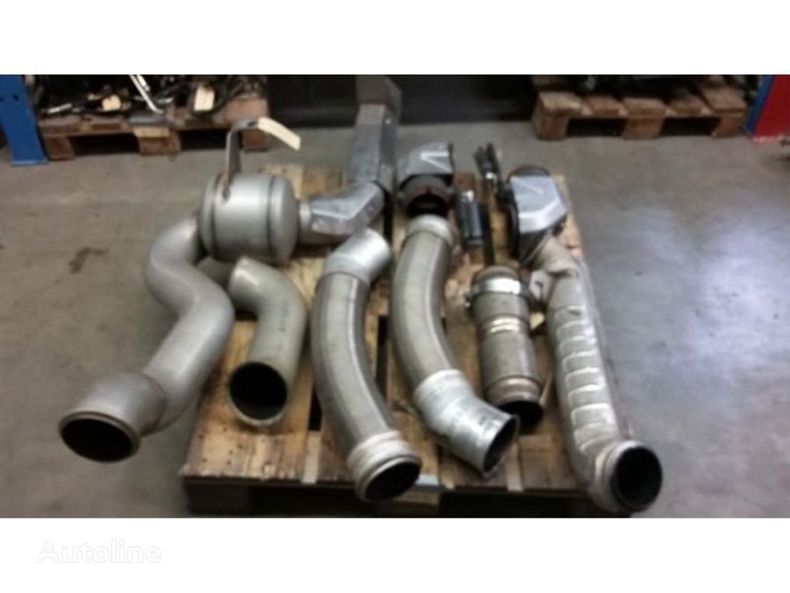 exhaust pipe for DAF truck