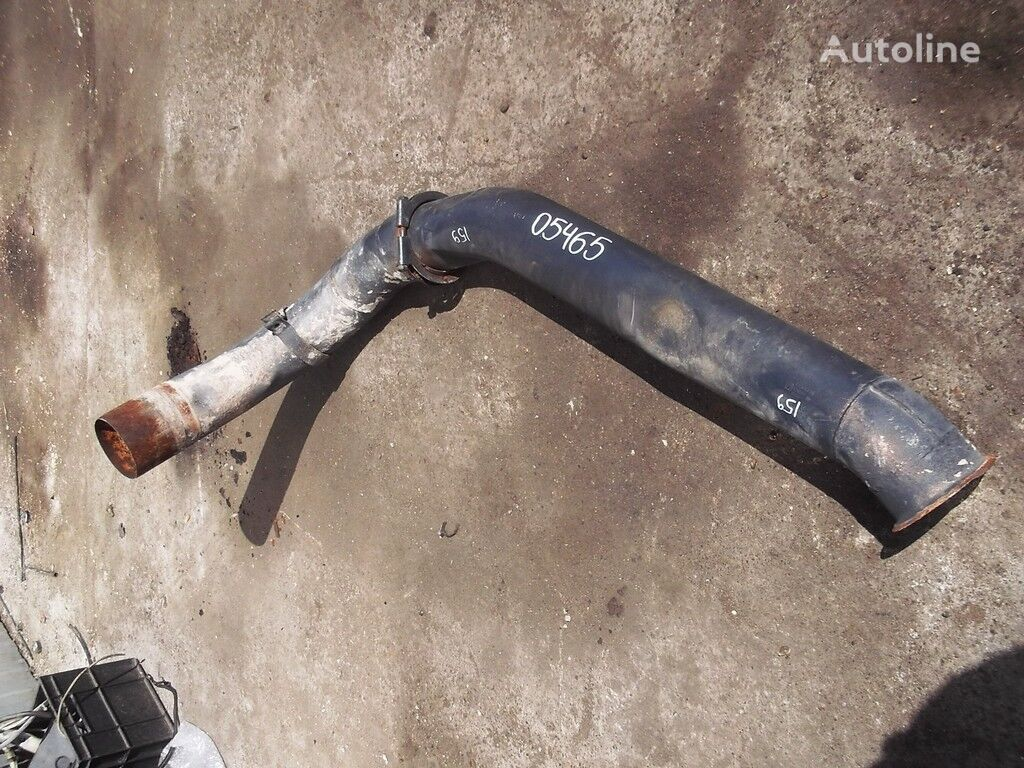 gaza Iveco exhaust pipe for truck