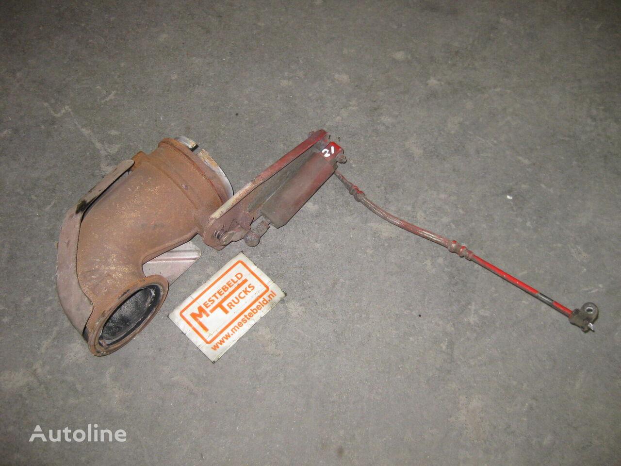DAF Motorremklep exhaust pipe for DAF truck