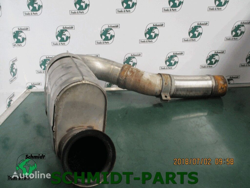 Mercedes Benz A 941 490 09 19 Uitlaatpijp A9414900919 Exhaust System Pipe For Truck