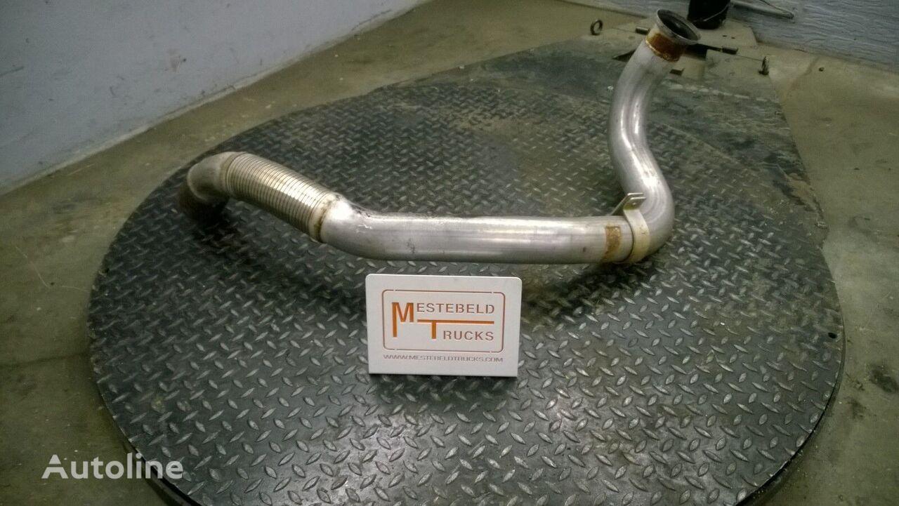 MERCEDES-BENZ Uitlaatpijp met flexibel deel exhaust pipe for MERCEDES-BENZ Benz Econic truck