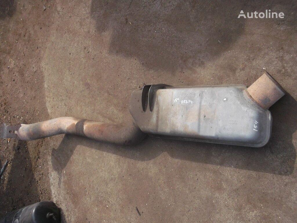 Vypusknaya truba glushitelya exhaust pipe for SCANIA truck