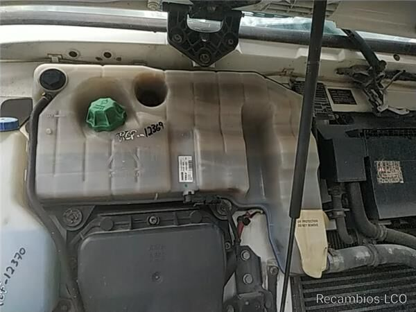 expansion tank for IVECO Stralis AS 440S48 tractor unit