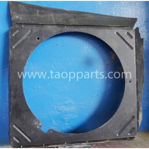 VOLVO fan case for VOLVO A40D construction equipment