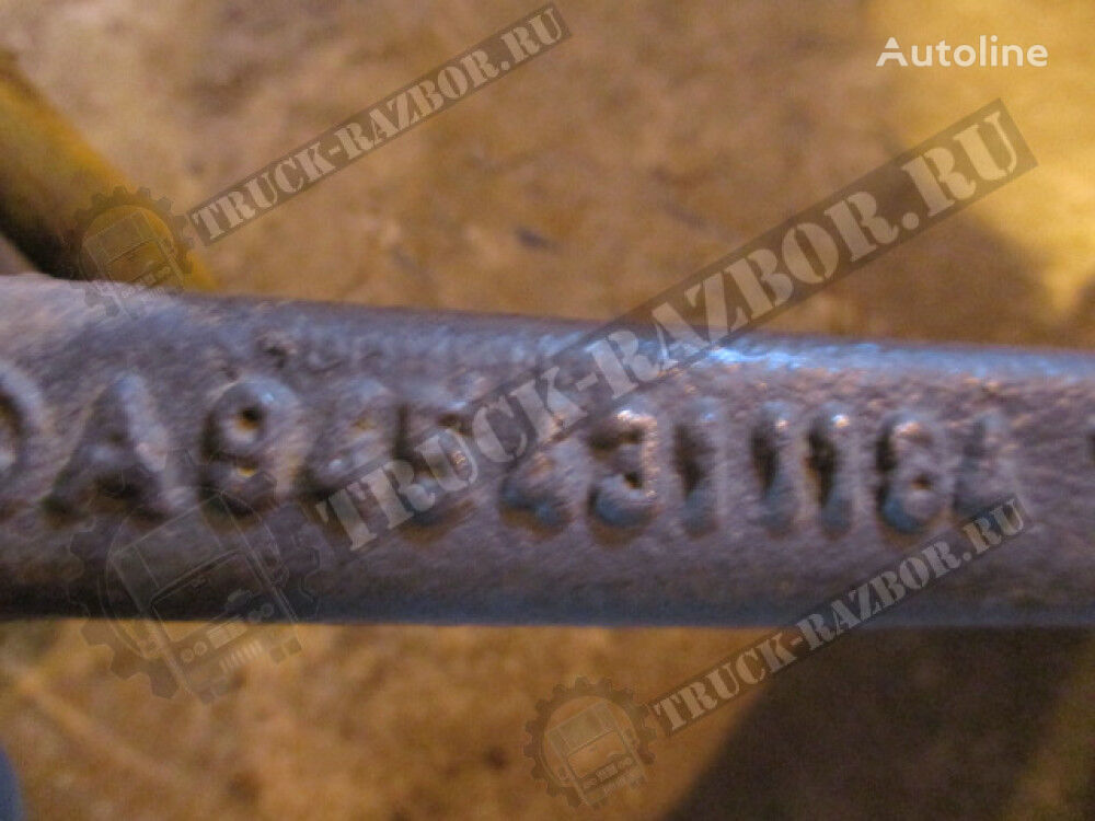 Kronshteyn yashchika AKB fasteners for MERCEDES-BENZ tractor unit
