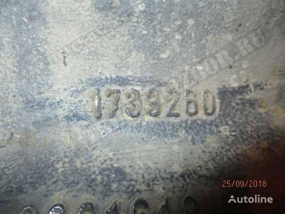 kronshteyn GURa fasteners for DAF tractor unit