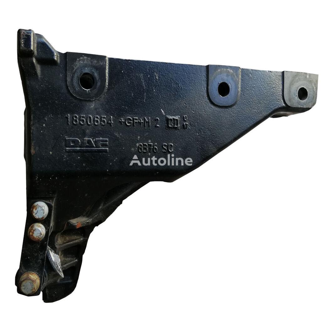 Łapa wspornik zawieszenia kabiny Lewa, Prawa (1850655,1850654) fasteners for DAF XF 106 tractor unit