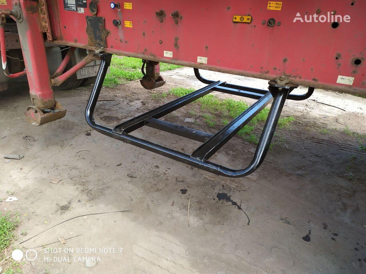 korzina pid zapasku fasteners for semi-trailer