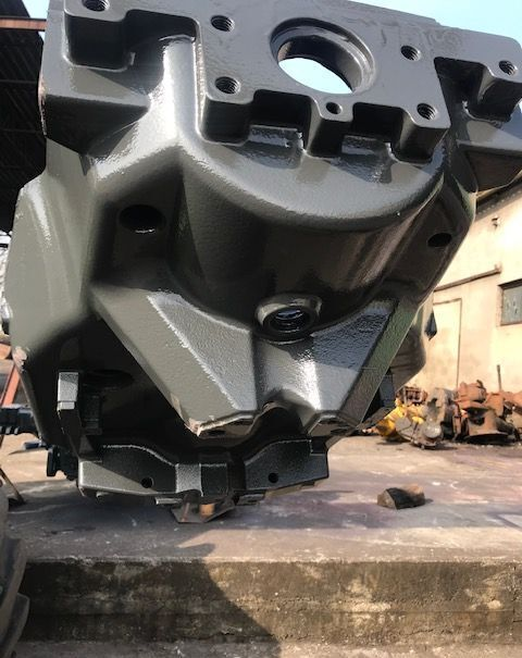 Wspornik fasteners for STEYR 4115 tractor