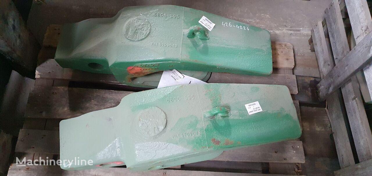 Bracket (6806-S95) fasteners for excavator