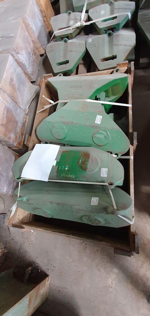 ESCO Shroud (TBW140X800-1) fasteners for excavator