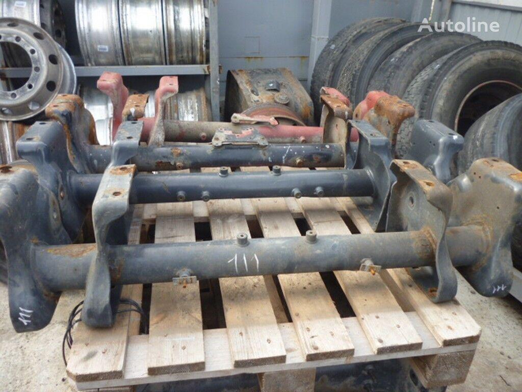 Kronshteyn peredney ressory Iveco fasteners for truck