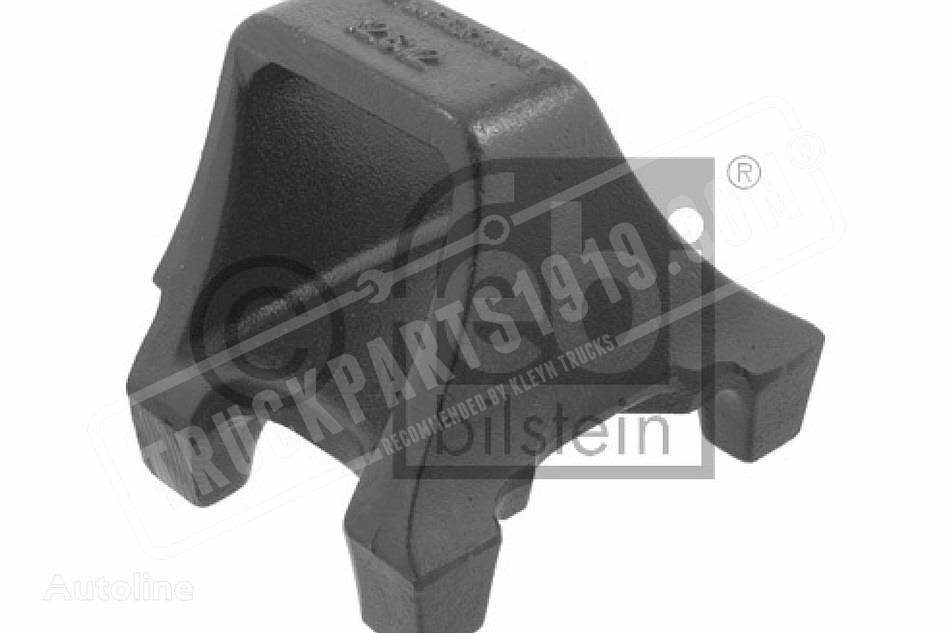 Spring mounting shoe FEBI BILSTEIN (A6253250219) fasteners for truck