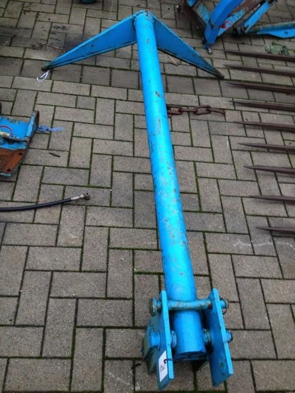 Packerarm RABE fasteners for plough