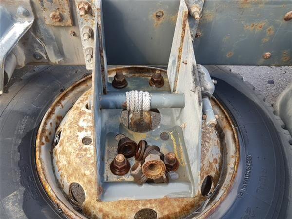Soporte Rueda Repuesto  Soporte Rueda Repuesto Volvo FL 6 FL 611 fasteners for VOLVO FL 6 FL 611 truck